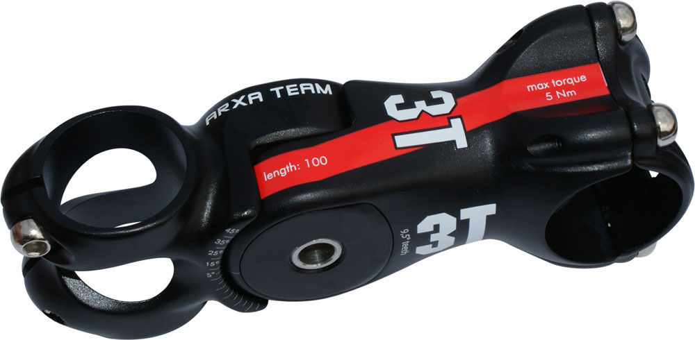 3T Arxa Team Adjustable Stem   Stems
