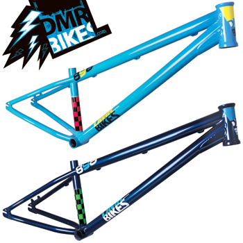 DMR 898 Team Issue Frame 2011
