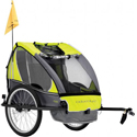AT3 Alloy 2 Seater Bicycle Trailer