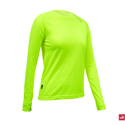 Ladies Corefit Long Sleeve Hi Viz Base Layer AW11