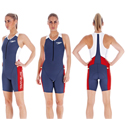 Ladies LZR Racer Tri Comp Suit 2012