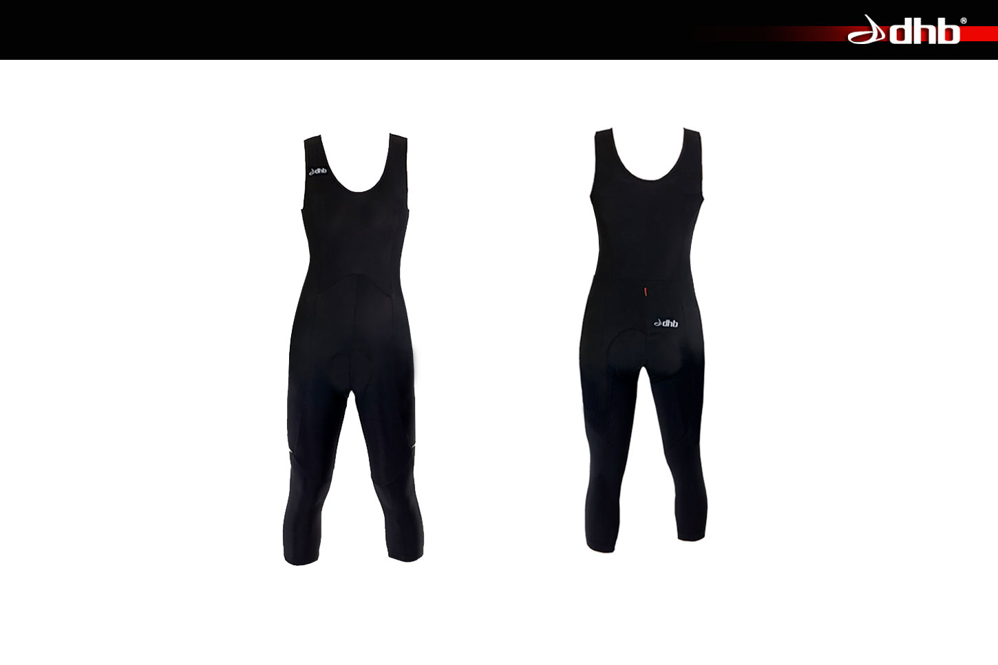 dhb Ladies Pace Padded 3/4 Bib Tights