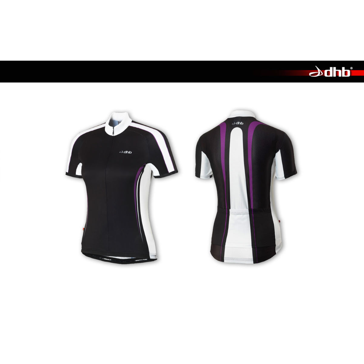 dhb Ladies Trace Short Sleeve Cycling Jersey