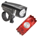 Ultrafazer 5.0 Front & CherryBomb Rear Light Set