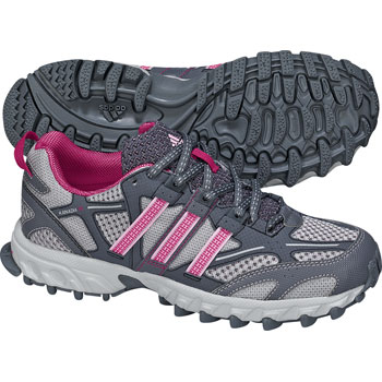 Adidas Girls Kanadia Trail 3K Shoes