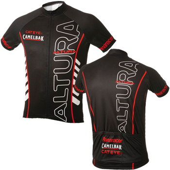 Altura Team Short Sleeve Cycling Jersey 2010