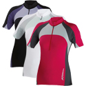 Ladies Synchro Short Sleeve Jersey - 2011