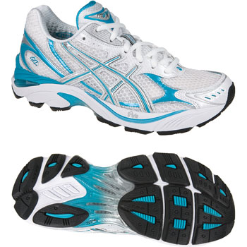 Asics Ladies GT-2150 - D Width (Wide) Shoes SS10