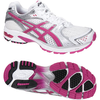 Asics Ladies GEL-DS Trainer 15 Shoes SS10
