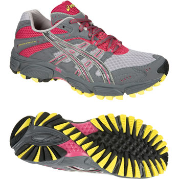 Asics Ladies GEL Trail Attack 6 Shoes