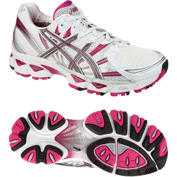 Asics Ladies Gel Nimbus 12 Shoes