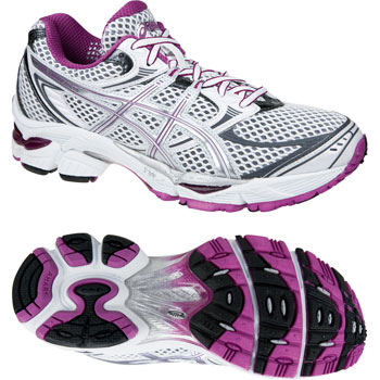 Asics Ladies Gel Cumulus 12 Shoes