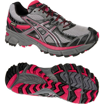 Asics Ladies Gel Moriko 5 GTX Shoes
