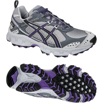 Asics Ladies Gel Trail Lahar 2 G-TX Shoes
