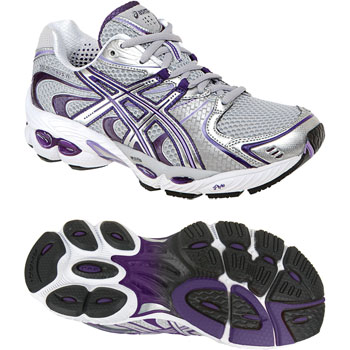 Asics Ladies GEL Nimbus 11 Shoes SS10