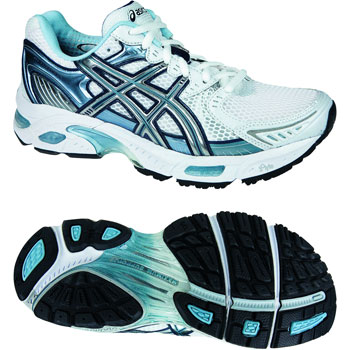 Asics Ladies GEL Evolution 5 Shoes SS10