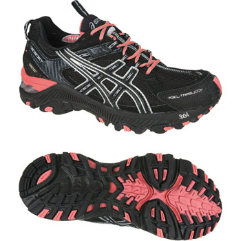 Asics Ladies GEL-Trabuco 12 G-TX Shoes