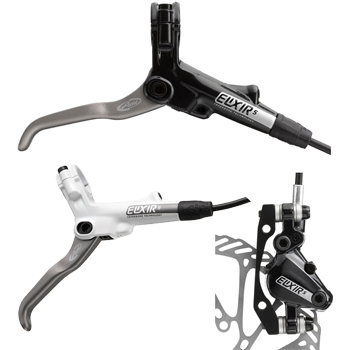 Avid Elixir 5 Disc Brakes with G3CS 203mm Rotor