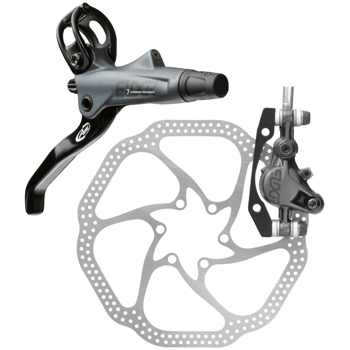 Avid Elixir 7 Disc Brakes with HS1 Rotor