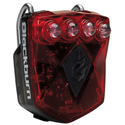 Flea 4 LED Re-Chargeable USB Rear Light