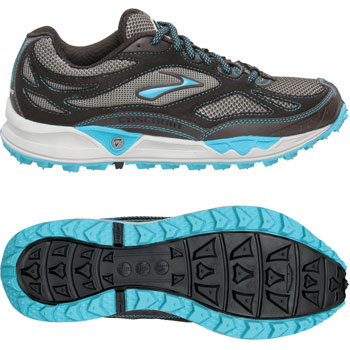 Brooks Ladies Cascadia 5 Shoes