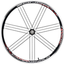 Zonda 2-Way Fit Road Bike Wheelset 2012
