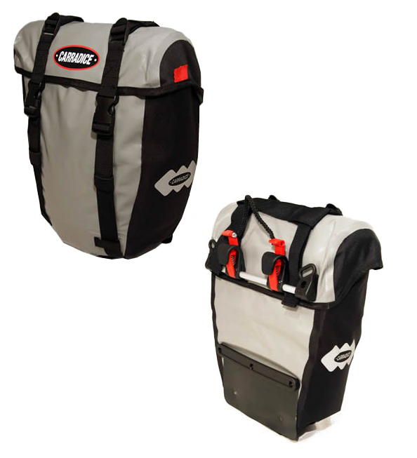 Carradice CarraDry Universal / Front Panniers (pair) 2013