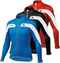 Fusione Full Zip Long Sleeve Cycling Jersey