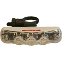 TL-LD610 LED White Lens Rear Light