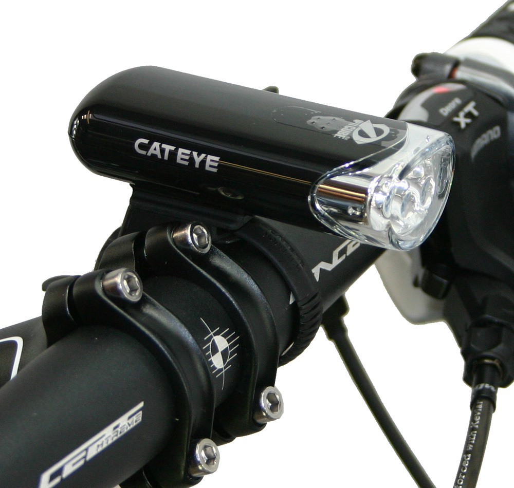 Cateye HL-EL135 LED Black Front Light