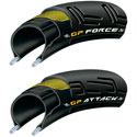 Grand Prix Attack/Force Road Tyre Twin Pack