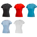 Ladies Action Vented Tee SS11