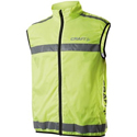Active Run/Cycle Reflective Hi-Vis Safety Vest