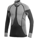Pro Warm Mockneck Long Sleeve Base Layer SS09