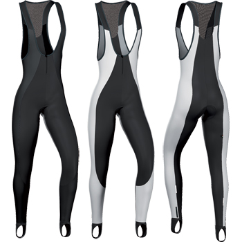 De Marchi Ladies Contour Ti Bib Tights