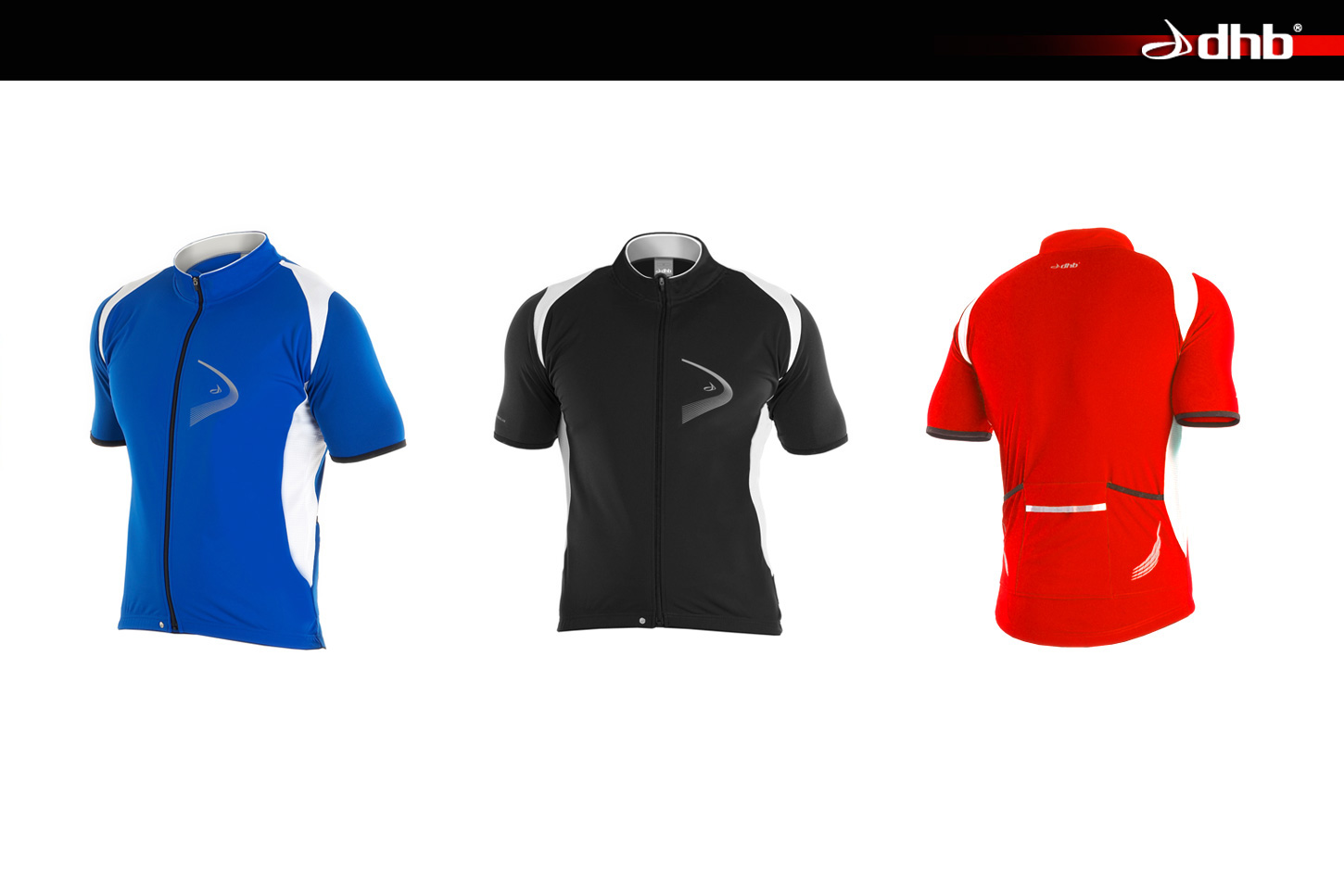 dhb Windslam Short Sleeve Jersey - 2012