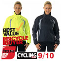 Amberley Ladies Waterproof Cycling Jacket
