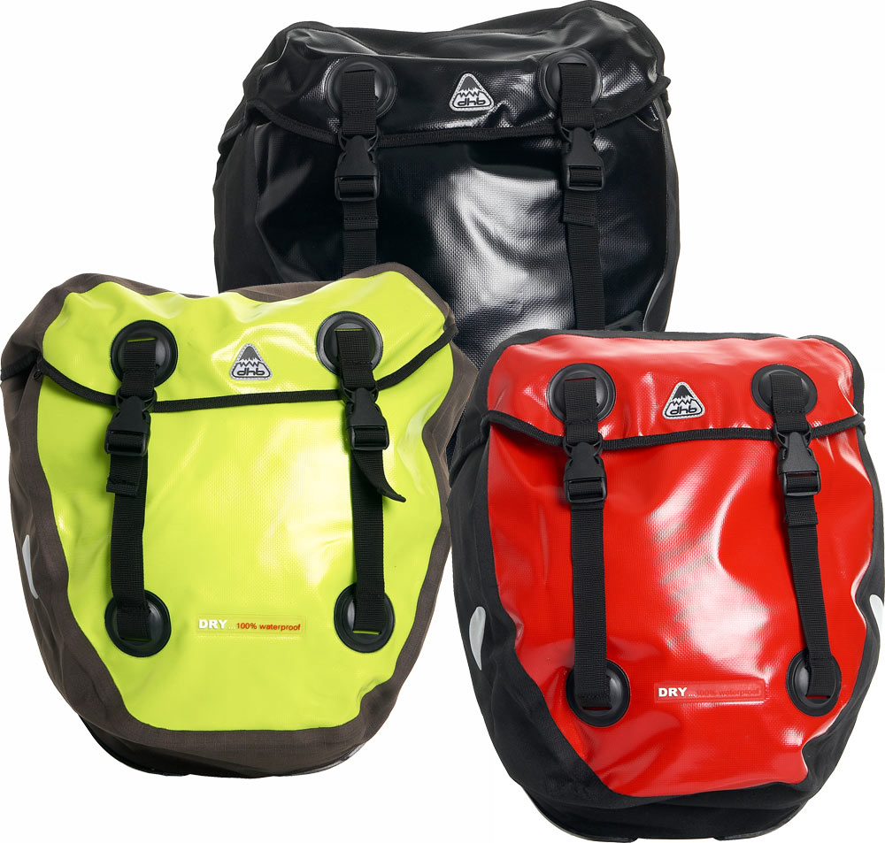 Bicycle Touring Panniers