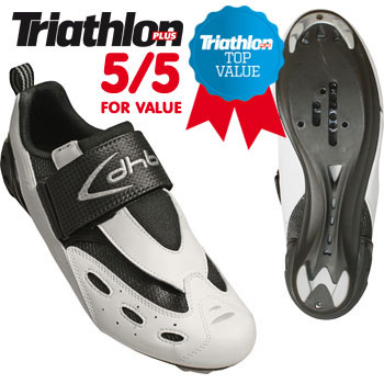 dhb Tri Road Cycling Shoes
