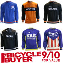 Retro Wool Long Sleeve Cycling Jersey