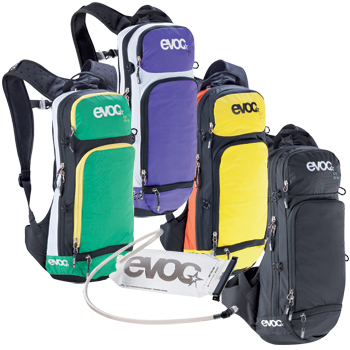 Evoc CC 10L 2 Litre Hydration Rucksack