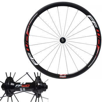 Fast Forward F4R Carbon Tubular Front Wheel (Ceramic)