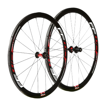 Fast Forward F4R Carbon Tubular Wheelset (DT180 Ceramic)