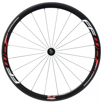 Fast Forward F4R Carbon Tubular Front Wheel (DT180 Ceramic)