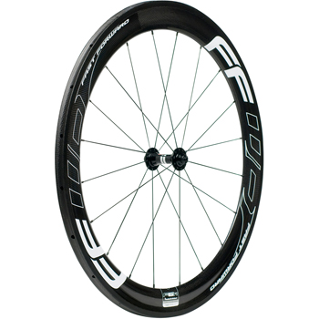 Fast Forward F6R Carbon Neutral Clincher Front Wheel (Ceramic)