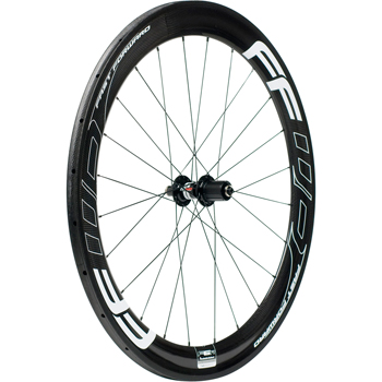 Fast Forward F6R Carbon N Tubular Rear Wheel (DT180 Ceramic)