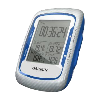 Garmin Edge 500 with Heart