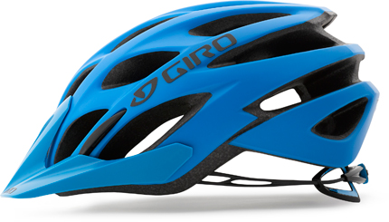 "/><br/><br/><strong>In-Mold Construction</strong><br/>In-mold construction fuses a tough polycarbonate outer shell with the helmet's impact absorbing foam liner. The fusion process allows Giro to sculpt better ventilation systems, so In-mold helmets can be lighter and cooler than traditional helmets. <br/><br/><strong>Super-Fit</strong><br/>A great helmet is so comfortable that once it's on, it virtually disappears. Giro's proprietary three-size Super Fit system is based on ""human scale factors"" data and over 20 years of crafting helmets for the best bike riders in the world. The result is pure Skull Hugging Luxury, a helmet that fits 98% of the world's population, yet looks (and fits) like it was custom made just for you.<br/><br/><strong>Roc Loc 5 System</strong><br/>This groundbreaking fit system provides an entirely unique user experience with an unmatched level of comfort, stability, adjustability and weight savings. With Roc Loc 5, you can easily dial-in both fit tension and adjust vertical position with a single hand. Just twist the dial for a tighter feel on rough terrain, then back it off a notch and relax across the flats or a warm climb. Even with these remarkable features, Roc Loc 5 is still nearly 40% lighter than its popular predecessor, Roc Loc 4.<ul><li>Micro Dial: The heart of Roc Loc 5 is this ratcheting, micro-adjusting dial. A simple, two-finger twist of the Micro Dial opens or closes the retention system and each click is audible</li><li> Three-Position Bracket: It's never been easier to change vertical positions and fine-tune fit. We incorporated a three-position bracket that features 15-millimeters of up/down movement. Like the Micro Dial, this system can be adjusted without removing the helmet. Carefully-crafted ergonomic arms are shaped to be as comfortable as possible, yet work</li><li>Dual Pods: These two panels are designed to firmly grasp the back of your head while comfortably cradling the occipital lobe</li><li> Strap Baskets: With Roc Loc 5, your helmet straps are always right where you need them. Not to mention this strap basket brings a new level of comfort</li></ul></p>
