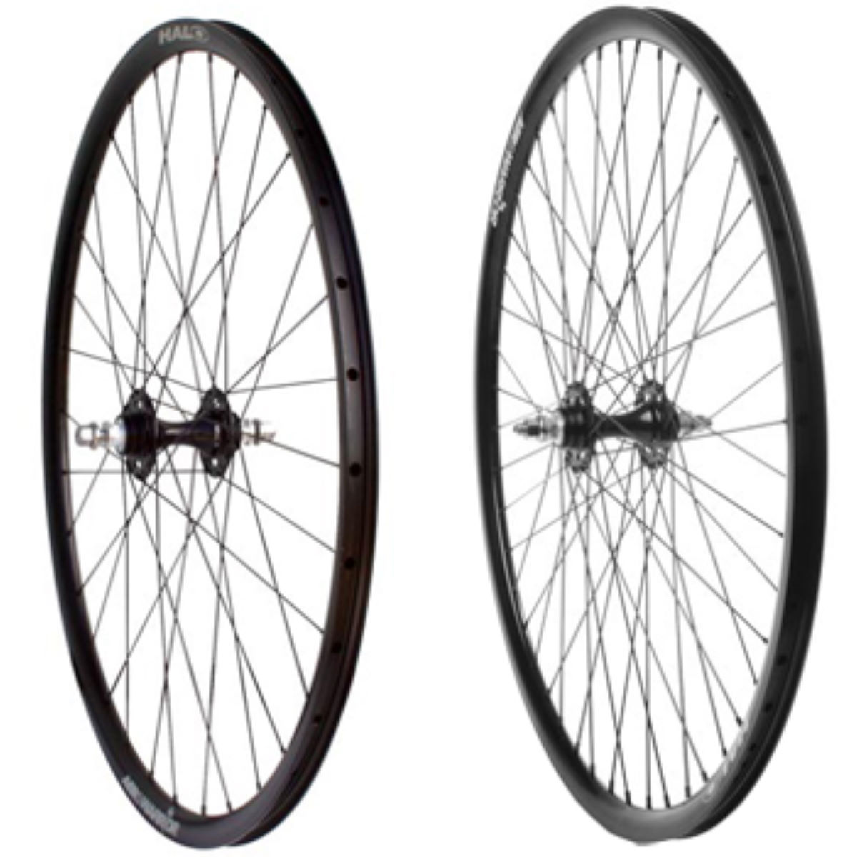 Halo Aero Warrior Rear Track Bike Wheel