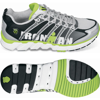 K-Swiss Ultra Natural Run II Ironman Shoes